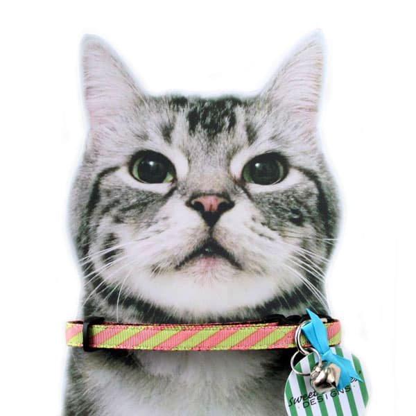 猫の首輪[インターン]キャットカラー