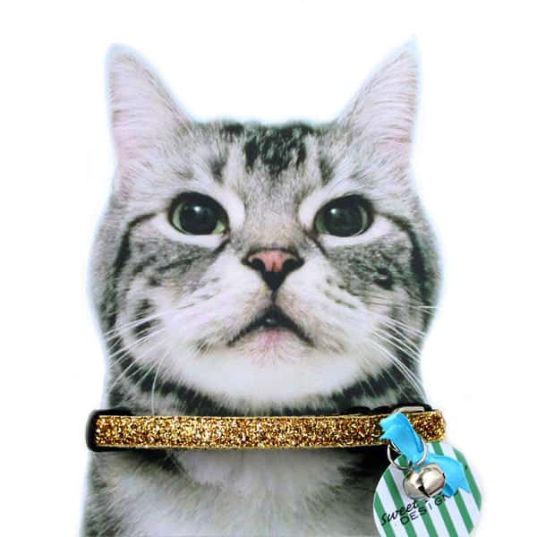 猫の首輪[ローラ]キャットカラー