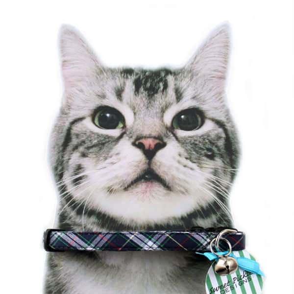 猫の首輪[ウッズマン]キャットカラー