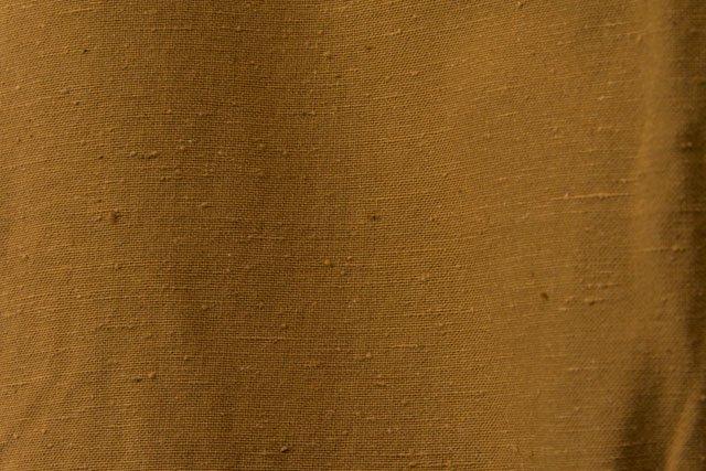 うなぎの寝床 久留米絣もんぺ 無地 厚手【ベージュ】  送料無料