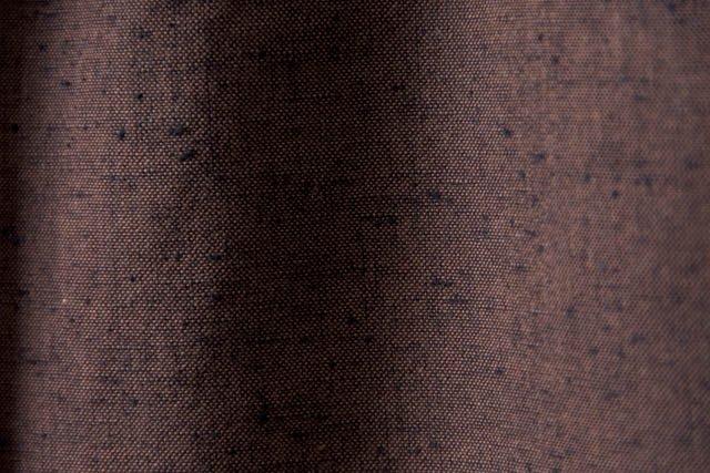 うなぎの寝床 久留米絣もんぺ 無地 厚手【アースカラー ブラウン】 送料無料