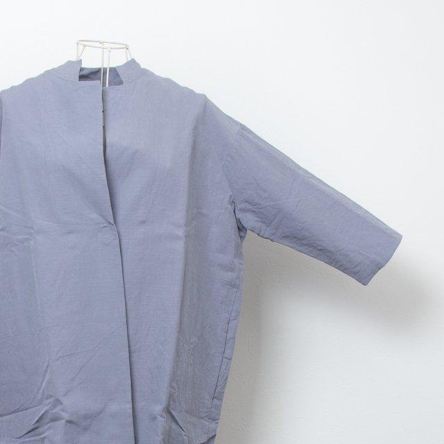 ヤンマ産業 会津木綿 コートジャケット ライトグレー ACT-JK-KLG YAMMA
