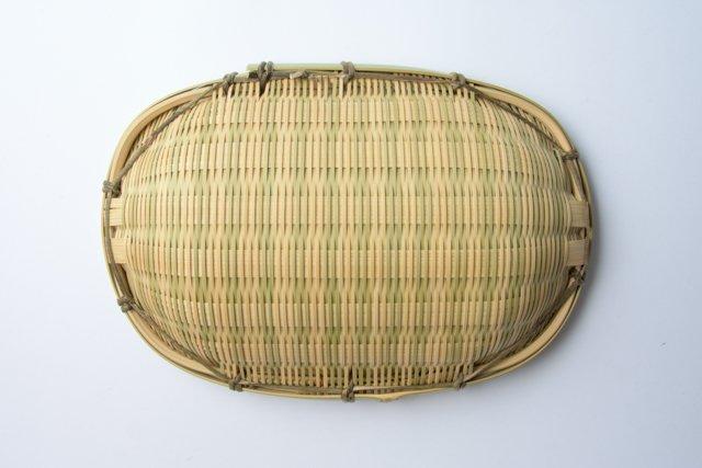 真竹 パンかご