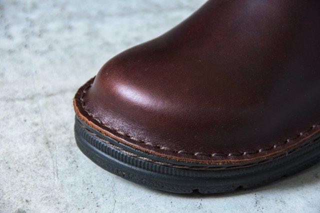 NAOT GLACIER グレイシャー サボ靴 Buffalo Leather(赤茶)