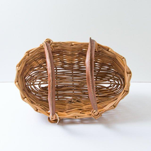 kargo 紅籐のかごバッグ 横型03