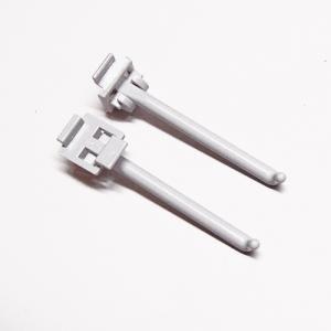 DP-007 折りたたみ式フック<br />(L1:60mm×L2:2.5mm、適応穴11.8mm×18.8mm)<br /> 10個セット