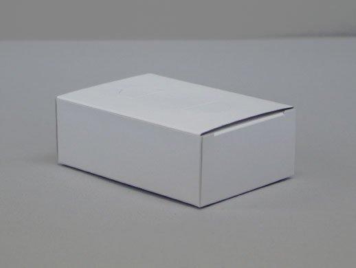 SA-006 サック函(両)ティッシュbox<br />(80mm×40mm×105mm)<br />10個セット