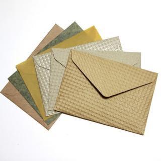 WSJ 梱包資材封筒 〜グリーティングカード入れ〜