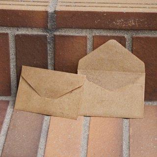 WSJ 蝋引き封筒 〜名刺入れ〜