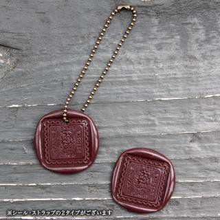 《THE LETTERS》WAXSEAL&STRAP 〜 Choco 〜