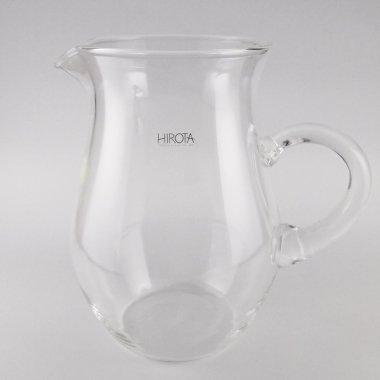 ガラスピッチャー 1000ml (Hirota glass製)