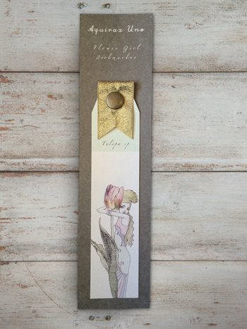 Flower Girl Bookmarker《チューリップ》