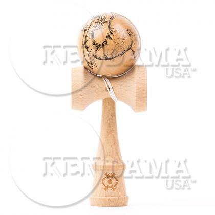 KENDAMA USA-カスタム サワーマッシュ マスターイラストシリーズ #25-Cirque du Elephunk