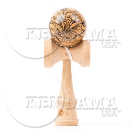 KENDAMA USA-カスタム サワーマッシュ マスターイラストシリーズ #29-Chosen Rose