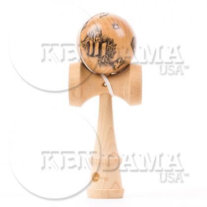 KENDAMA USA-カスタム サワーマッシュ マスターイラストシリーズ #36-Royal
