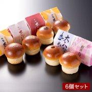 [期間限定]春の平井製菓あんパン食べ比べセット(5種類/6個入り)