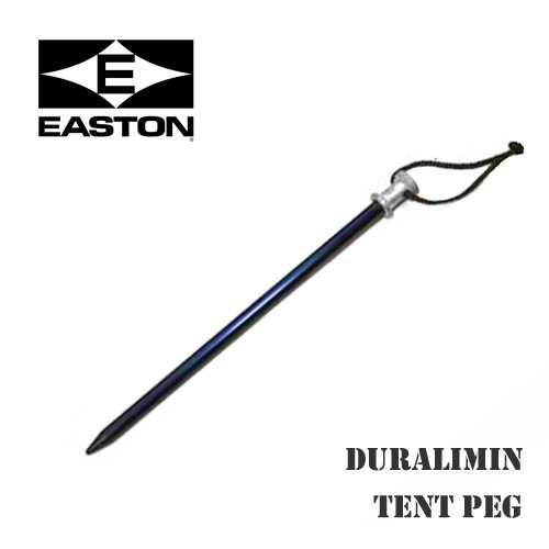 US EASTON DURALIMIN TENT PEG(アメリカ軍実物イーストン社製ジュラルミンテントペグ )米軍放出品