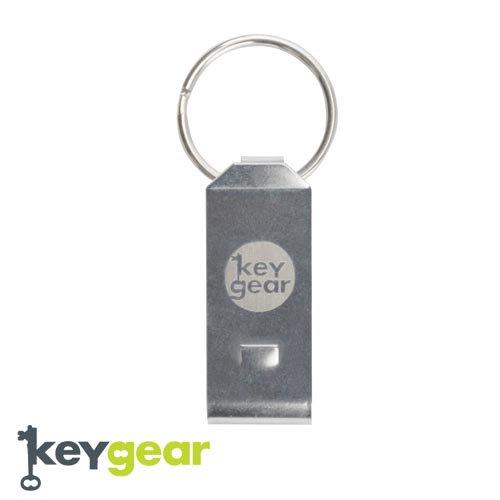 キーギア【KEYGEAR】MONEY CLIP/SLIVER/KEY HOLDER(マネークリップ/シルバー/キーホルダー)50-KEY0121-02