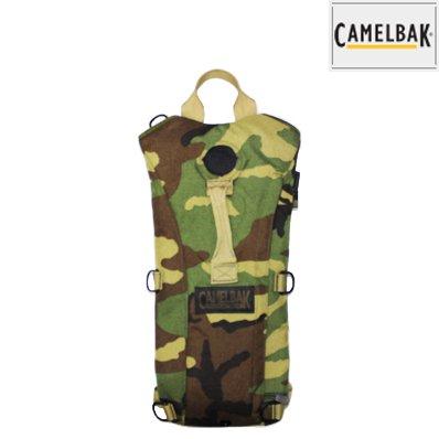 キャメルバック【CAMELBAK】HYDRATION BAG 3L WOODLAND(ハイドレーションシステム・バッグのみ)【放出品】