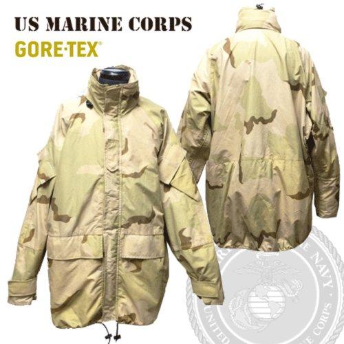USMC GEN2 ECWCS GORETEX PARKA 2ND(アメリカ海兵隊ゴアテックスパーカー2ND 1992)【放出品】【送料無料】