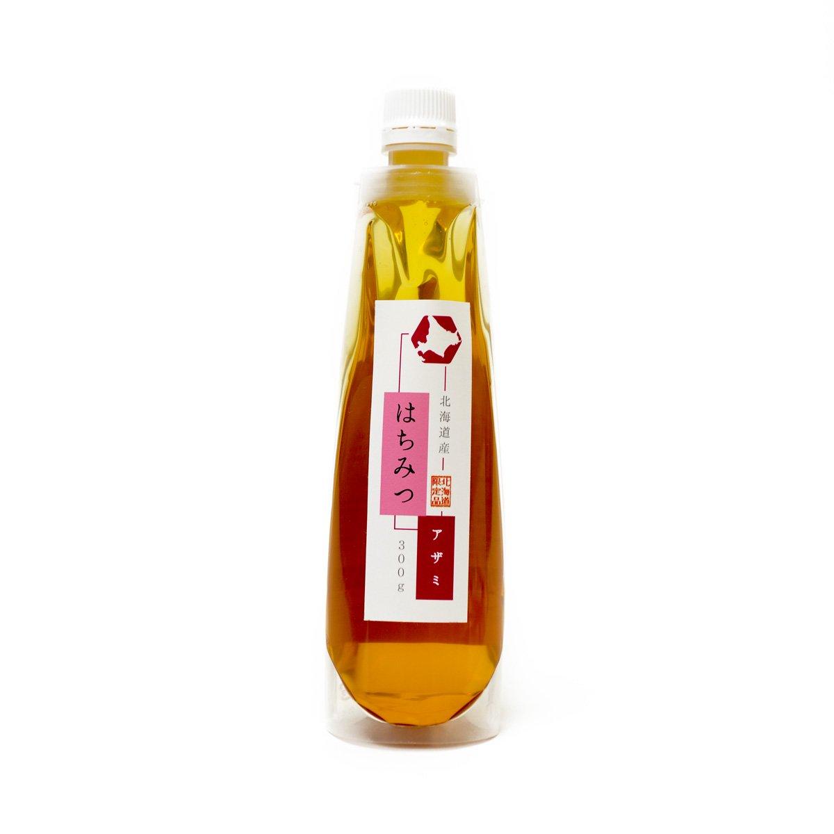 【数量限定】北海道産らくらく蜂蜜 アザミ