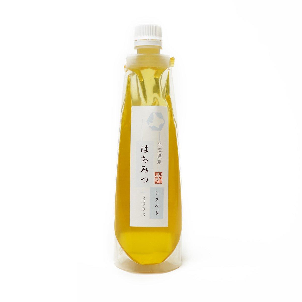 【数量限定】北海道産らくらく蜂蜜 トスベリ