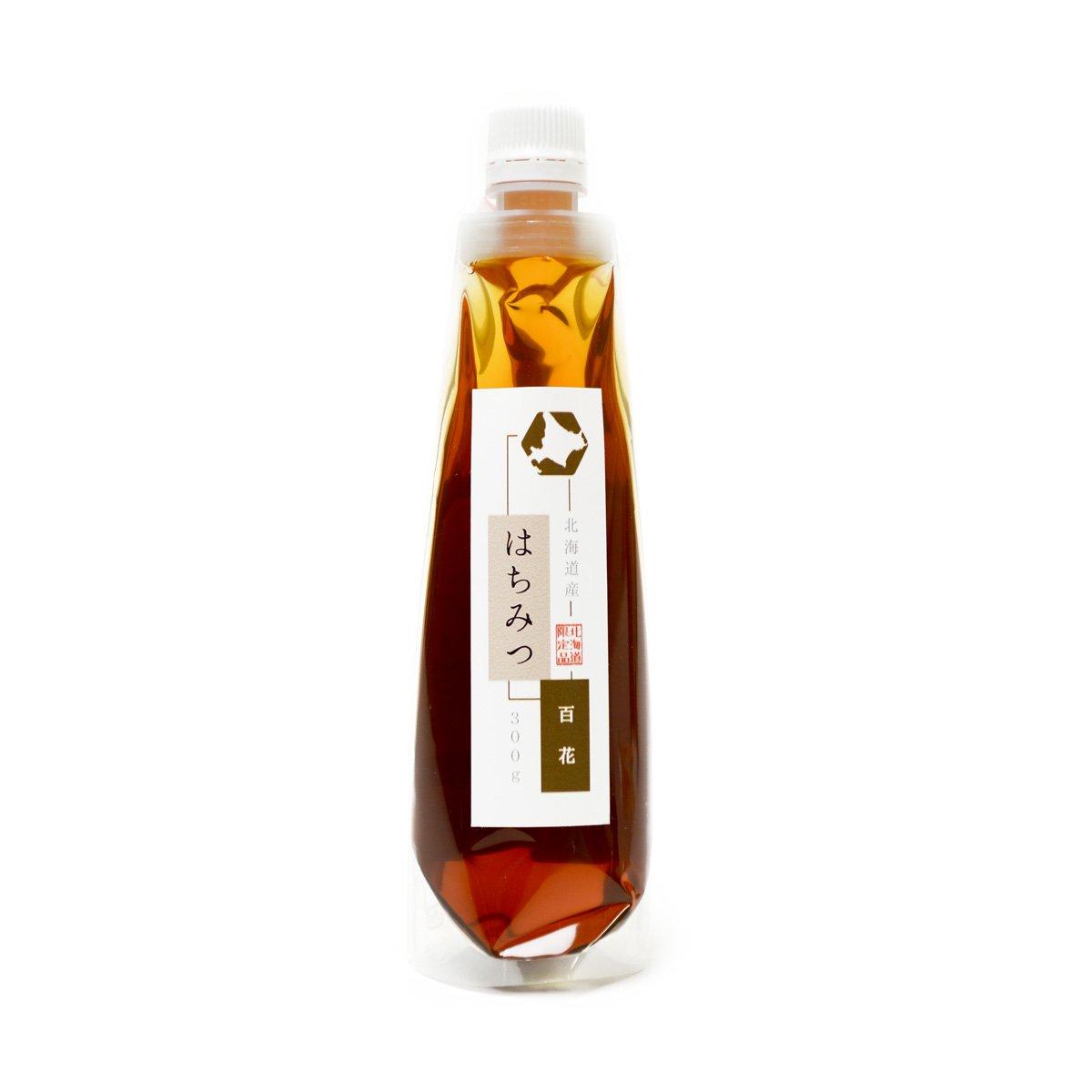 【数量限定】北海道産らくらく蜂蜜 百花蜜