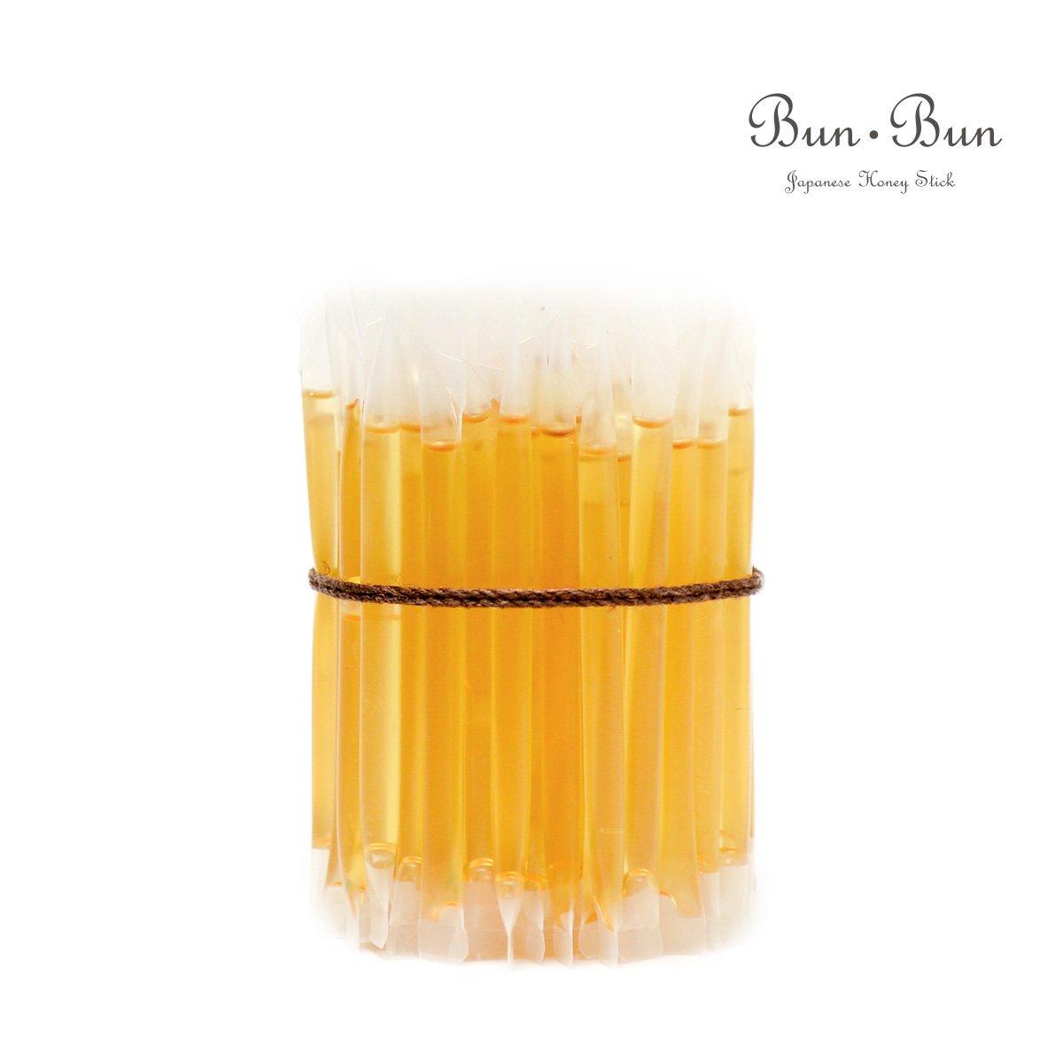 【お得セット】Bun・Bunスティック蜂蜜 2.5g×50本