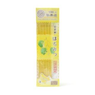 北海道産スティック蜂蜜 菩提樹 6g×5本