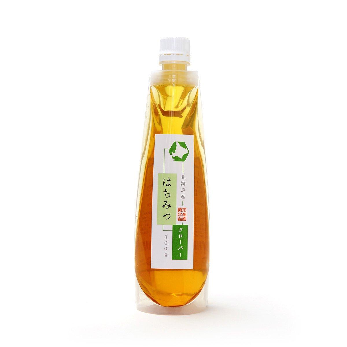 北海道産らくらく蜂蜜 クローバー
