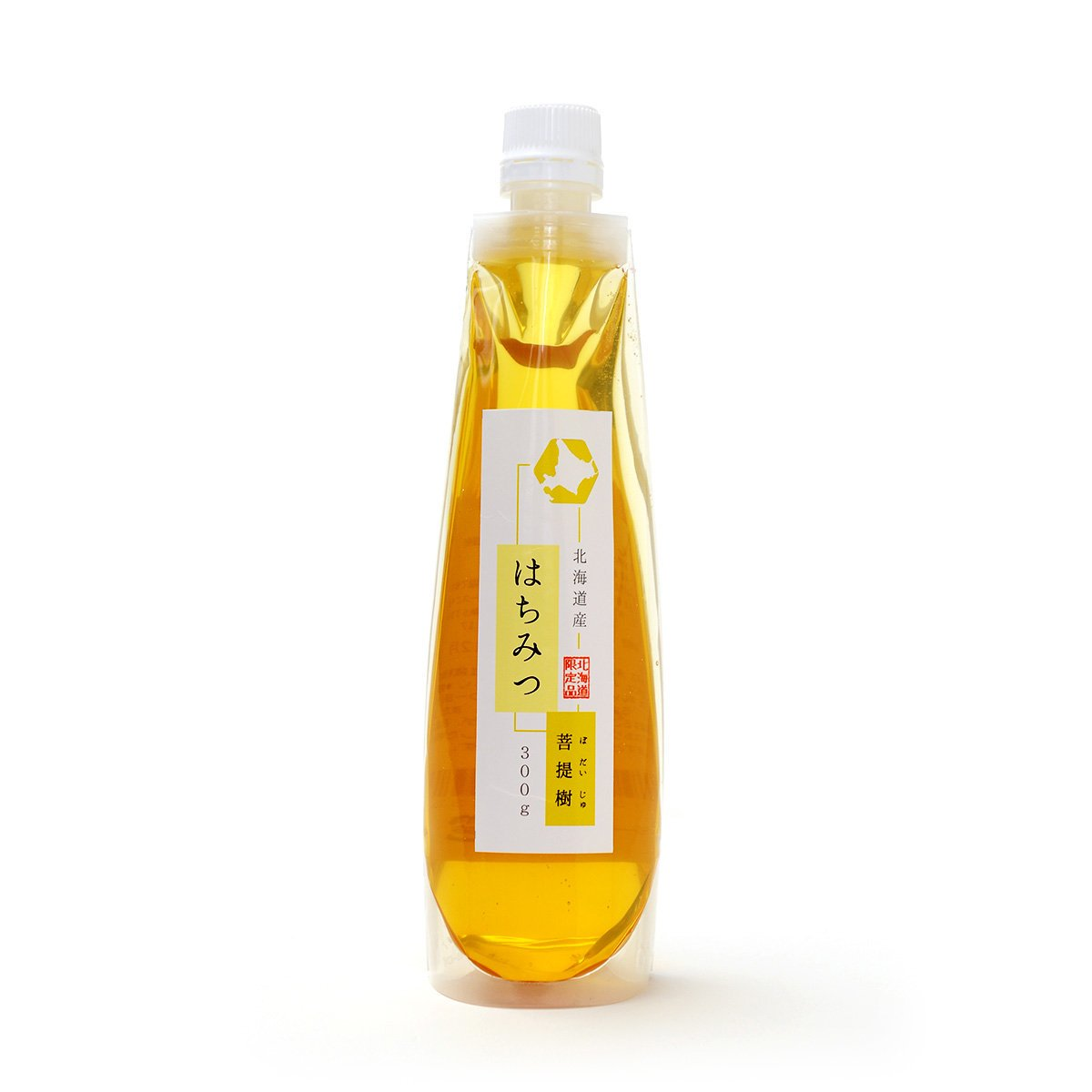 北海道産らくらく蜂蜜 菩提樹