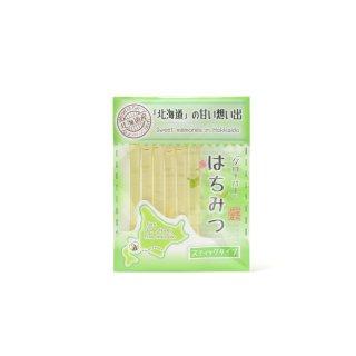 北海道産スティック蜂蜜 クローバー 2.5g×6本