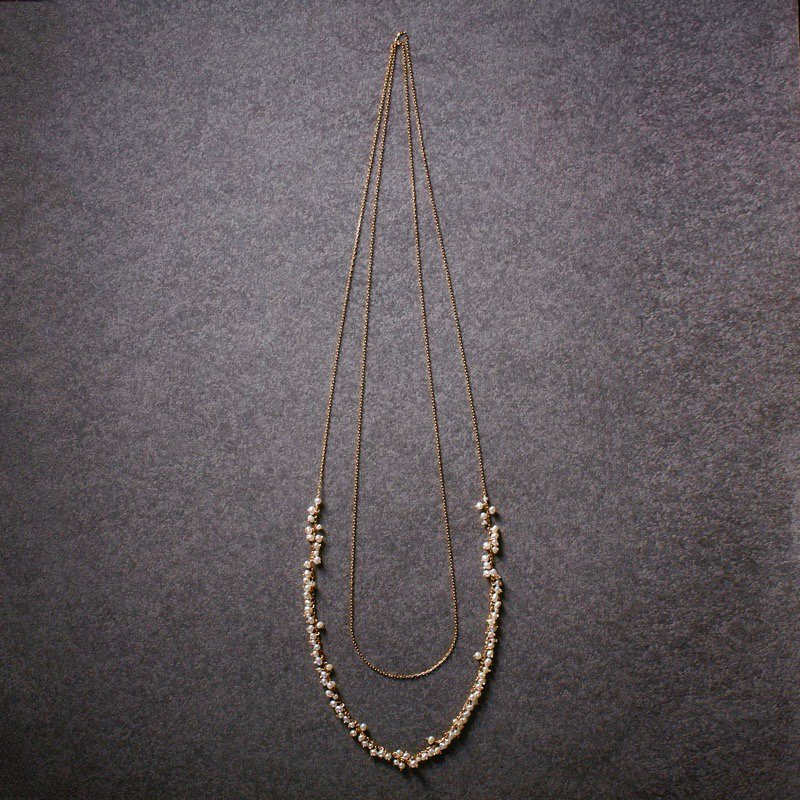asada long necklace