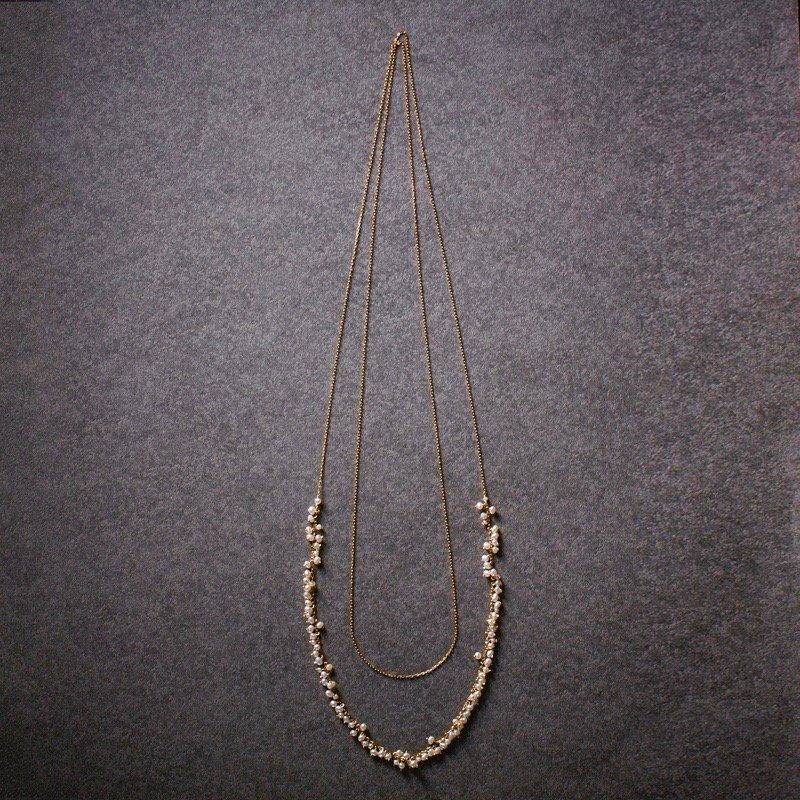 asada long necklace