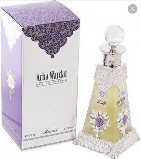 <img class='new_mark_img1' src='https://img.shop-pro.jp/img/new/icons16.gif' style='border:none;display:inline;margin:0px;padding:0px;width:auto;' />Arba Wardat perfume (Rasati collection)香油 70ml
