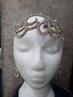 Amalia design ヘッドドレス ヘッドアクセサリー  02