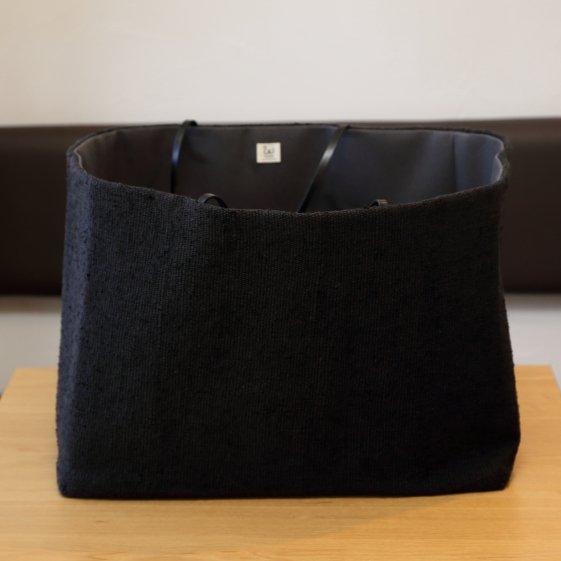 ビッグトート・きもの裂き織りバッグ