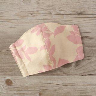 【受注販売】マスク フラワー ピンク