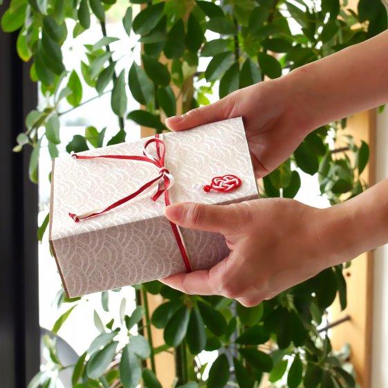 【贈答用】FUGURO&きもの匂い袋 プレミアム 桐箱入り