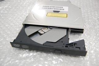 中古 東芝 Satellite J60〜J63用 DVDコンボドライブ DW-224E