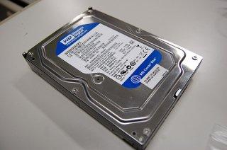 中古 WD Blue シリーズ 3.5インチ交換用互換ハードディスク