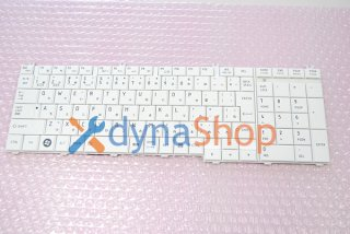 新品 バルク 東芝 dynabook T350 T351交換用キーボード(白) No2
