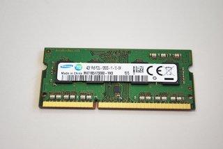 中古 SAMSUNG製 東芝 Satellite R35/M dynabook B45 B55シリーズ増設メモリ PC3L-12800 4GB (B19)