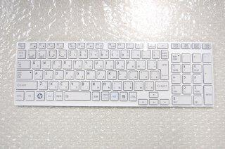 新品 バルク 東芝 dynabook T551 シリーズ 交換用互換キーボード(ホワイト)