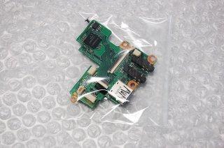 中古 東芝 dynabook R731/37DK シリーズ USB イヤホンボード