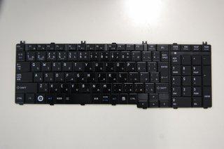 新品 バルク 東芝 dynabook T351 T451 シリーズ 交換用キーボード(ブラック 半光沢) No.210224-8