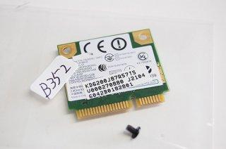 中古 東芝 dynabook Satellite B352 シリーズ IEEE802.11b/g/n Wi-Fiカード