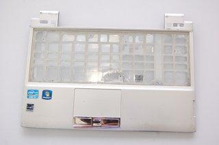 中古 東芝 dynabook R731/R732 キーボードベゼル(パームレスト) シャンパンゴールド用 0331
