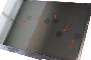 ジャンク部品取り用 東芝 dynabook T65/PWS 液晶ディスプレイ(LCD)