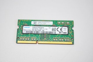 中古 SAMSUNG製 東芝 Satellite B35/R dynabook B45 B55 B65 シリーズ 増設メモリ 4GB PC3L-12800 No.0804-2